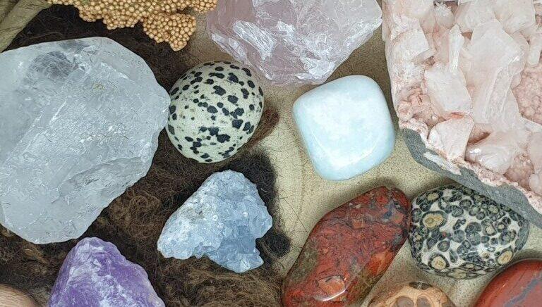 Edelstenen & Fossielen