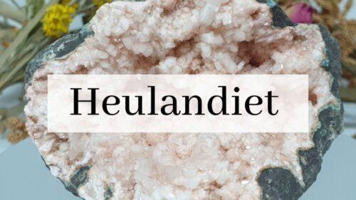 Heulandiet
